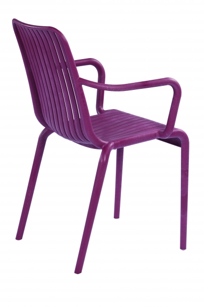 zahradní plastová židle OPEN