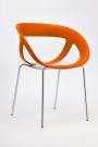 zahradní plastová židle MOEMA
