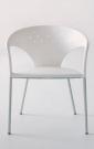 zahradní plastová židle TERRASSE