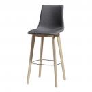 barová židle NATURAL ZEBRA.pop