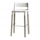 barová židle NATURAL DIVO.75