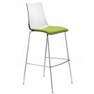barová židle ZEBRA.cu
