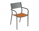 židle SEGNO_teak