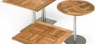 stolové desky TEAK