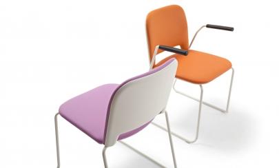 židle LIPS