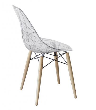 židle PRISMA WOOD