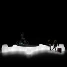modulární lavice a křesla JETLAG