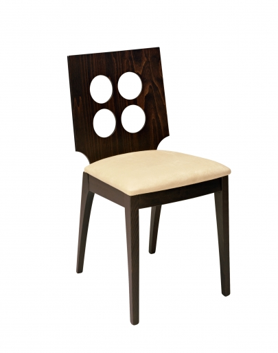 dřevěná židle IRENE