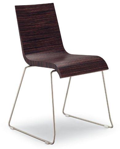 kavárenské židle LUXIA