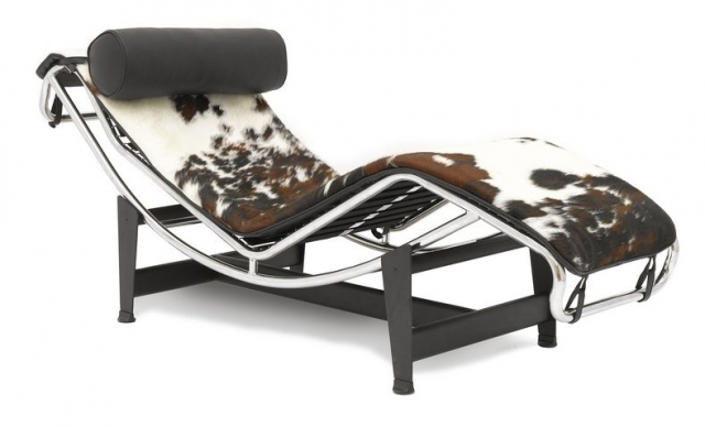 le corbusier chaise longue italsk n bytek rm interi r. Black Bedroom Furniture Sets. Home Design Ideas